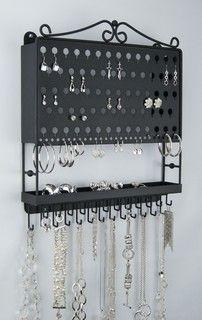 Jewelry Storage Solutions & Ideas