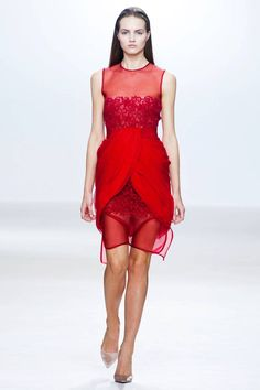 Giambattista Valli Spring 2013 RTW Collection