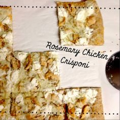 Lift Weights and Bake Cakes: Rosemary Chicken Crisponi