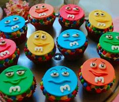 M y m cup cake