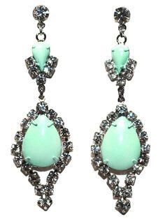 Tom Binns 'dumont' Pastel Earrings - Uzerai - Farfetch.com
