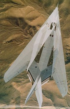 [F-117]  ... space-age ...