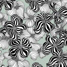 New vintage floral pattern #patternbank #newonpatternbank #print #textiles #textiledesign