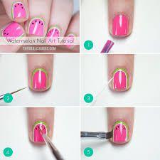 Resultado de imagen para nail art tutorial
