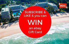 WIN an eBay Gift Card by doing the below:  1- Follow @edealocom on Instagram OR like our Facebook page @edealocom AND 2- Subscribe to our newsletter via link in bio  Winner will be notified in a DM here or on Facebook.  #edealo #uae #dubai #mydubai #dxb #dubailife #abudhabilife #dubaimarina #dubaimall #dubaiinstagram #dubaifashion #burjkhalifa #thepalm #palmjumeirah #myuae #mydxb #myabudhabi #lovedubai #jumeirahbeach #jumeirah #dubaitag #dubaistyle #dubailuxuryliving #dubailuxury…
