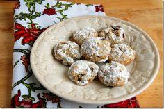Cherry Pistachio White Chocolate Tea Cookies