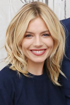 Is there anyone more beautifully shaggy than Sienna Miller?
