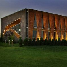 SUR YAPI HEAD OFFICE in Istanbul by Tago Architects.