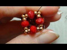 Herringbone Flat Bracelet Herringbone Hasır Bileklik Yapımı ( Kenarları Merdiven şeklinde ) - YouTube