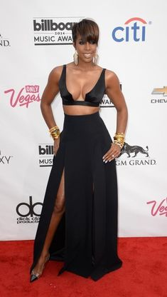 Kelly Rowland | All The Looks From The Billboard Music Awards Red Carpet