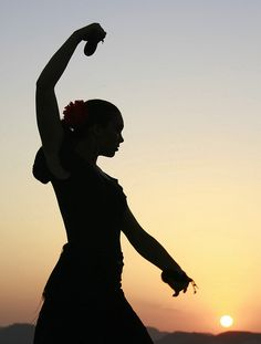 Dance freely! Dance Flamenco with the same beauty and passion that lies in the core of all creation!!!  Ivet H. P. (c)