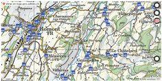 Vuisternens-devant-Romont FR Wanderwege Karte trail http://ift.tt/2A45547 #dataviz #gis