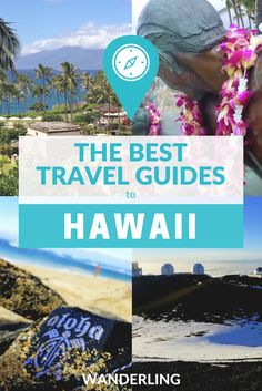 Find the best travel guides to Hawaii from your favorite travel bloggers on Wanderling. Hawaii Travel Guide, Usa Travel Guide, Best Travel Guides, Travel Usa, Hawaii Hotels, United States Travel, Lanai, Oahu, North America
