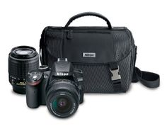 Nikon D3200 24.2 MP CMOS Digital SLR Camera with 18-55mm and 55-200mm Non-VR DX Zoom Lenses Bundle Nikon http://smile.amazon.com/dp/B00I6TC6XG/ref=cm_sw_r_pi_dp_fcNVtb0NJV0GZV3K