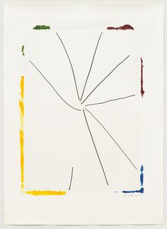 Free Wheeling, 1971, Helen Frankenthaler, etching with stencilled acrylic additions, 32 1/2 x 23 5/8 in., New York