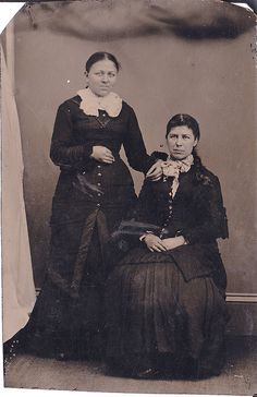 Two Native American Women