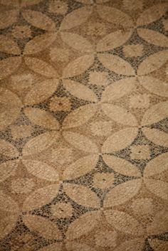 Roman Floor Mosaic, Ephesus, Turkey