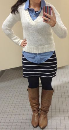 Pretty Little Things Blog...I love her outfits! this one is super cute