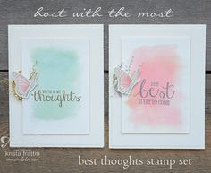 Stampin' Dolce: Host with the most! - Artisan Design Team Blog Hop