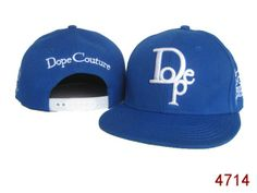 Dope Couture Snapback Gorras M0034