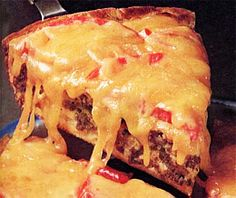 Impossible Cheeseburger Pie - 99 Cooking.   Dude... I have to try this!!!