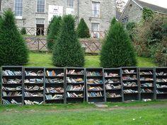 books for sale via Flickr