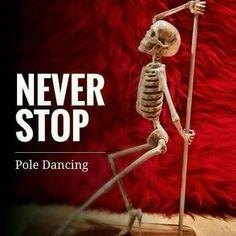 #poledancingexercise