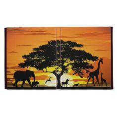 ☆SOLD!☆ this #Wild #Animals on #Savannah #Sunset #iPad #Case  -  by BluedarkArt on #Zazzle  -  $48.95  -   Thanks a lot to the Buyer(ツ) http://www.zazzle.com/wild_animals_on_savannah_sunset_caseable_case-222672209035487326
