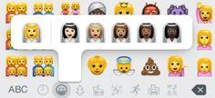 Nuevos emojis de Whatsapp para las diferentes etnias: Llegan a Android