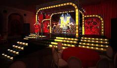 Image result for cabaret interior