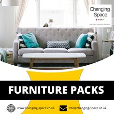 The online marketing is the best option for you, where you can literally find anything at affordable prices. Here you can find amazing landlord furniture packages at reasonable prices. Outdoor Sofa, Outdoor Furniture, Outdoor Decor, Changing Spaces, Furniture Packages, Make A Choice, High Quality Furniture, Being A Landlord, Online Marketing