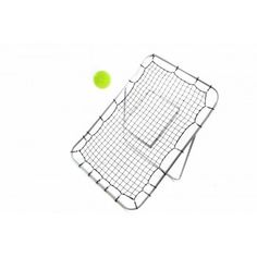 For improving ball skills and having great outdoor fun you can't beat the rebounder. Hurling, tennis or any small ball game the rebounder is perfect. Rebounding, Tennis, Target, Outdoor Fun, Football, Activities, Games, Children, Metal