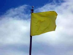Beach Warning Flags Good Tool for Swimmers #LeaveOnlyFootprints  #Beach  #WarningFlag