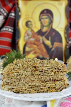 Turte de Craciun (Scutecele lui Isus/ Pelincile Domnului) - CAIETUL CU RETETE Banana Bread, Desserts, Christmas, Europe, Rome, Tailgate Desserts, Xmas, Deserts, Postres