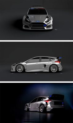 Ken Block teases Ford Focus RS RX in Gymkhana 8