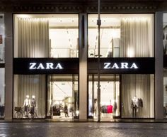 Success: She co-founded Zara in 1975 and it went on to be a global brand with stores on High Streets around the world