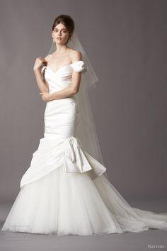 Watters 2014 wedding gowns | watters wedding dresses 2014 bridal 4036b trudie silk taffeta gown