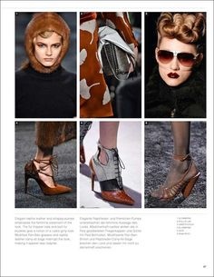 Next Look Womenswear A/W 17/18 Fashion Trends Styling incl. DVD | mode...information GmbH Fashion Trend Forecasting and Analysis