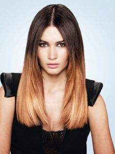 Ombre Hair Coloring - Fashion Diva Design