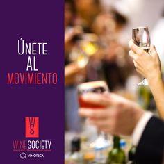 ¿Quieres saber todo sobre vino? Sé parte del movimiento llamando al ☎ 2243-1515. #Wine #Society #Friends #Love #Flights