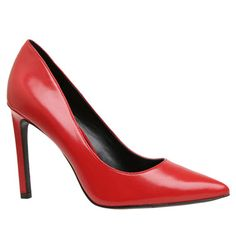 The Tatiana in Red, perfect for Valentine's day! #NineWest $120.00 CAD #RedHot #Valentine