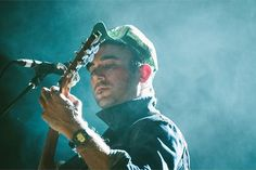 Watch Sufjan Stevens Perform Carrie & Lowell Songs For The First Time At Philly Tour Opener - Stereogum Carrie Lowell, Sufjan Stevens, Academy Of Music, Steven S, Fan Page, Public School, The One, First Time