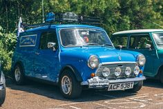 here's our pick of the most iconic mini styles we saw at the London to Brighton run!