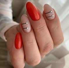 Semi-permanent varnish, false nails, patches: which manicure to choose? - My Nails Gel Pedicure, Pedicure Designs, Manicure And Pedicure, Nail Art Designs, Winter Nail Designs, Winter Nail Art, Winter Nails, Summer Nails, Gel Nail Art