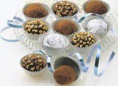 HERSHEY'S | Trufas de chocolate Trufas de chocolate