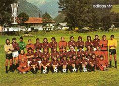 AC MILAN 1977/78