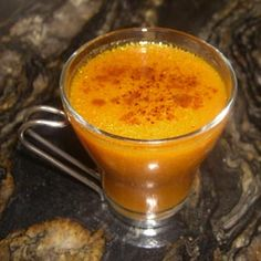 Spicy Pumpkin Chai: In fall when the temperature starts to drop, your body scra. Ayurveda, Ayurvedic Diet, Ayurvedic Recipes, Pumpkin Recipes, Fall Recipes, Indian Food Recipes, Diet Recipes, Healthy Recipes, Vegan Pumpkin