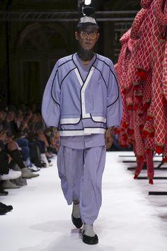 Henrik Vibskov Menswear Spring Summer 2017 Paris
