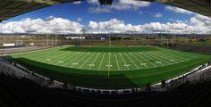 Hillsboro Stadium. Oregon. Football Stadiums, Baseball Field, Division, Oregon, Places, Sports, Hs Sports, Sport, Lugares