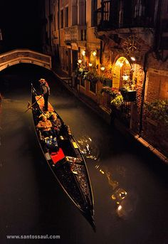 Must Do Venice - number one of six things on   http://venicegondola.com